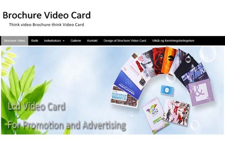 Referense Brochurevideocard